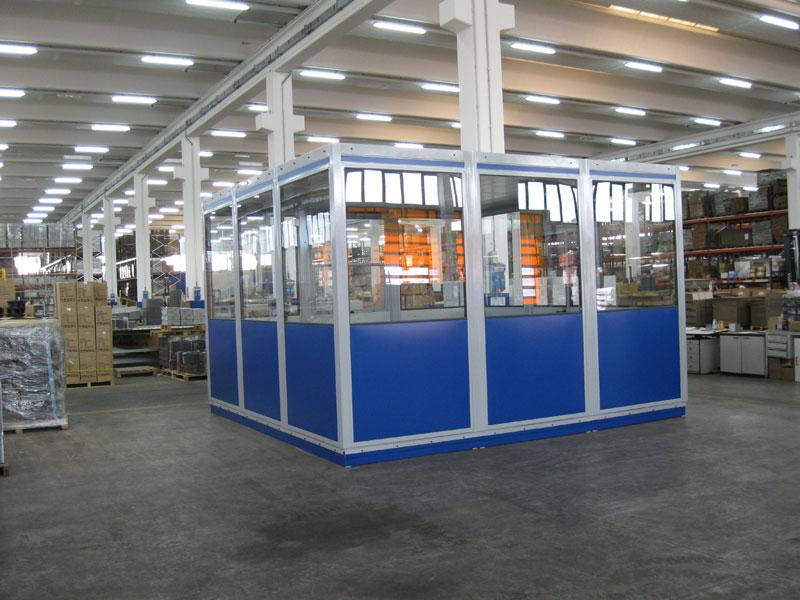 uffici modulari dosak