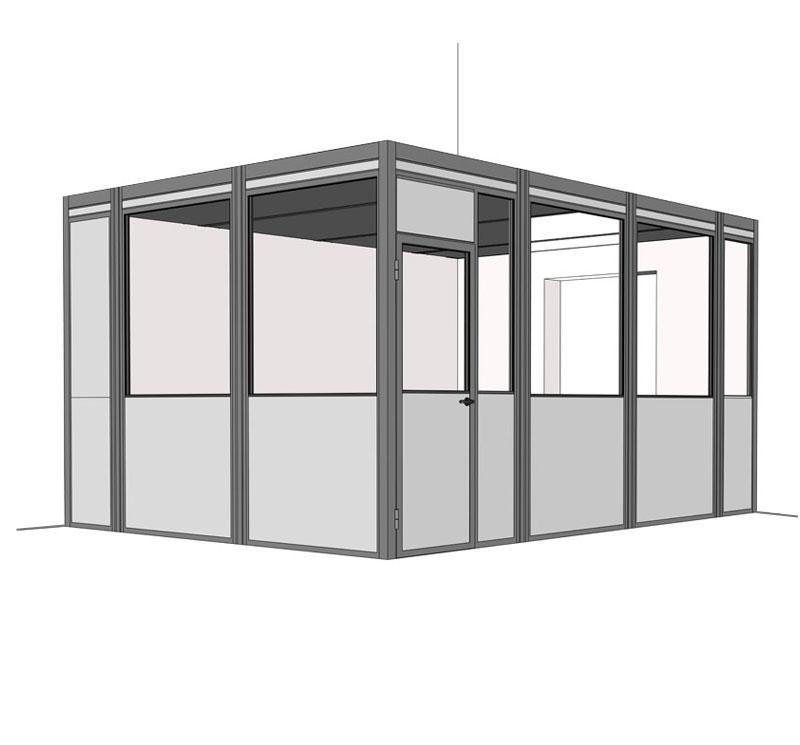 Ufficio Componibile Serie 2000-Q Dosak